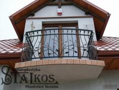 Balustrada – ażurowe lub pełne zabezpieczenie