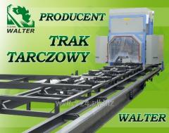 Trak Tarczowy Pionowo-Poziomy WALTER.