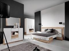 Zestaw sypialniany Morena, stylowy