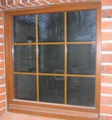 Okna prostokątne