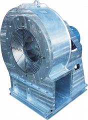 Wentylator promieniowy wysokociśnieniowy, typ: WPH