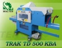 Trak tarczowy TD 500 KBA WALTER z możliwością