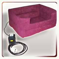 Heated den - rectangular type L-3, L-3/1