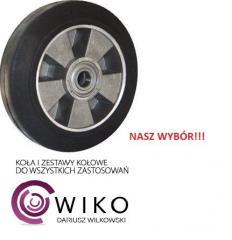 Forklift equipment wheels