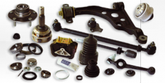 Spare parts for passenger automobiles
