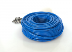The oxygen hose to the installation of aeration