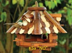 Karmnik Dla ptaków K5a Mały Producent