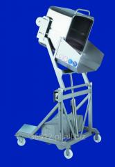 Опрокидыватель SL 25 для стандартных тележек