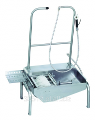 Urządzenie do mycia podeszew i butów CLEANMASTER