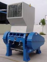 Mills for grinding of elastic materials
