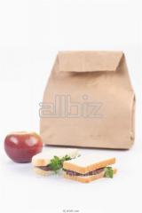 Pappersäckar för matvaror
