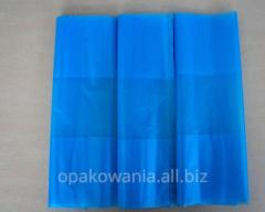 Polyethylene film half-sleeve