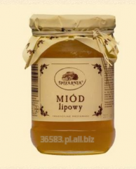 Miód lipowy