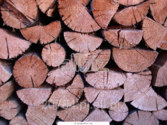 Firewood packed