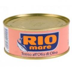 Rio Mare Tonno - tuńczyk w oliwie 80g