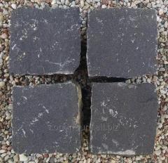 Basalt black cube