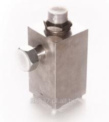 Filtr kątowy zabezpiecza reduktory i odbiorniki gazu przed uszkodzeniem