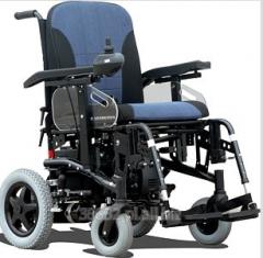 Wózek inwalidzki z napędem elektrycznym