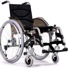 Aluminiowy wózek inwalidzki VERMEIREN V200GO