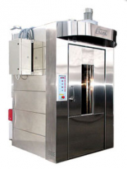 Ovens rotation for bakeries