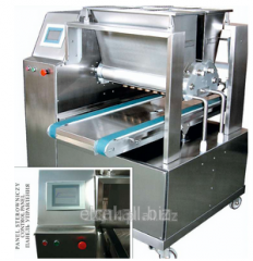 Equipment for cutting of biscuits