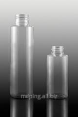 PET bottle transparent
