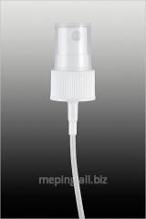 Atomizer biały / czarny 18/410