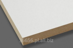 Laminated fibreboards