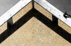 Płyta wiórowa budowlana konstrukcyjna