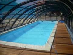Basen kąpielowy Jamaika 1125 /1600kg z podwójnymi schodami