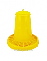 Feeders for poultry