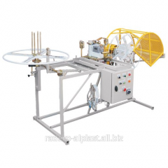 Wire winding and rewinding machines