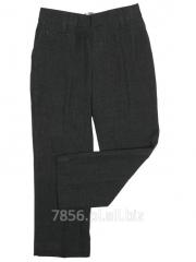 Nat&Tom eleganckie spodnie na kant dla chłopca z watch pocket