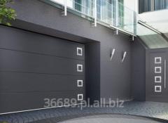 Bramy sekcyjne garażowe KMT