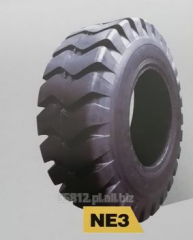 Tires for a special equipment