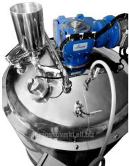 Homogenizator automatyczny przemysłowy najnowszej generacji.
