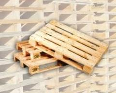 Palety, opakowania drewniane