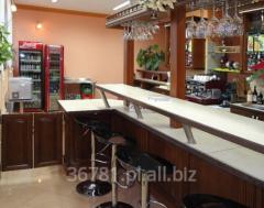 Meble dla barów i restauracji