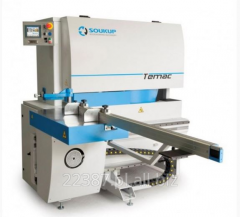 Tenoning machines, tenon saw