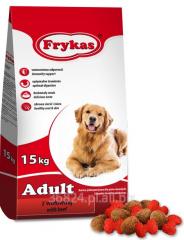 Frykas ADULT – pełnoporcjowa karma dla psów