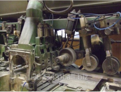 Planing machines for metal