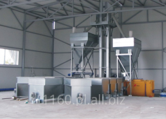 Units for feed processing