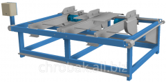 Sliding Format-saw FDR 3/300 for cross-cutting of