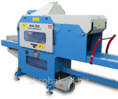Disc sawmill TD-500kb with direct spindle drive.