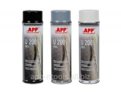 APP U200 Spray Agent for protecting car body