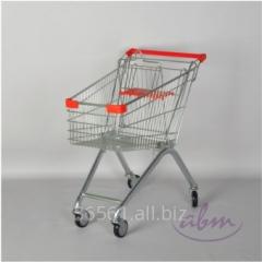 Wózki i koszyki sklepowe samoobsługowe