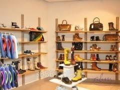 Furniture for Shoe stores