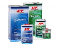 APP 2K Acryl Klarlack 2:1 Two-component