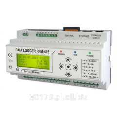 Rejestrator RPM - 416