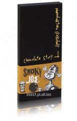 Czekolada Smoky Joe [70% kakao z Ekwadoru + słód